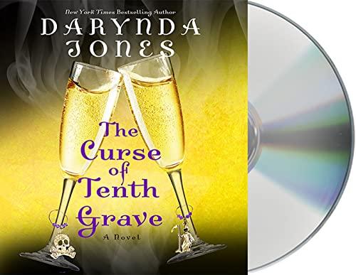 The Curse of Tenth Grave (Compact Disc): Darynda Jones