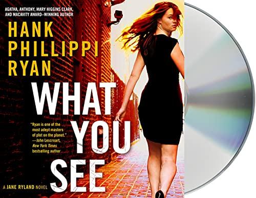 9781427273154: What You See: A Jane Ryland Novel