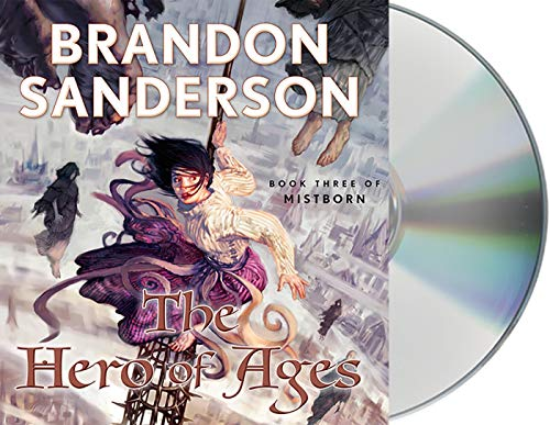 The Hero of Ages: Sanderson, Brandon