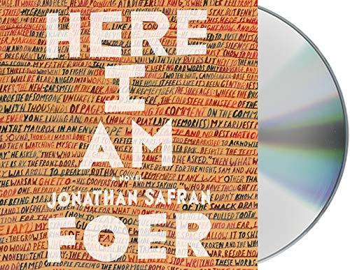 9781427275899: Here I Am: A Novel