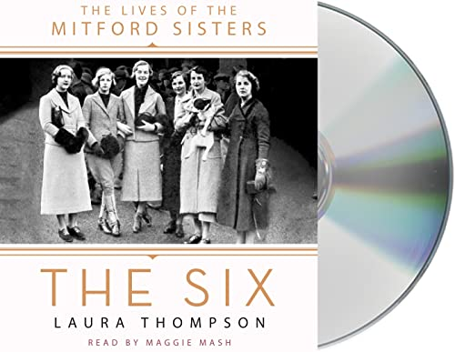 9781427281807: The Six: The Lives of the Mitford Sisters
