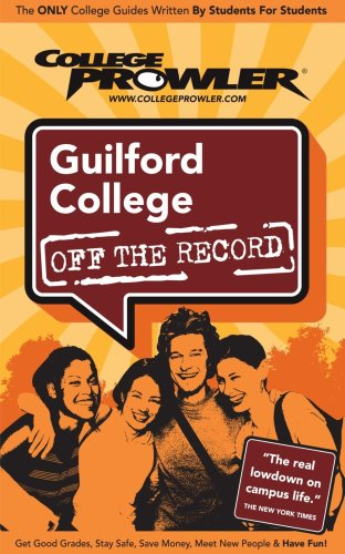 9781427400710: Guilford College Off the Record (NC)