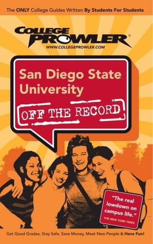 San Diego State University (SDSU): Off the Record - College Prowler: Webb, Brian