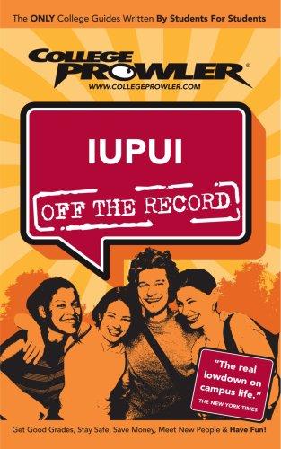 9781427402486: IUPUI (Indiana University-Purdue University Indianapolis)