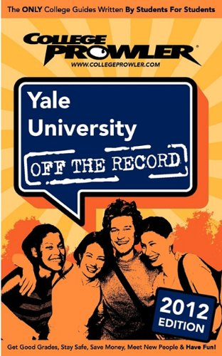 9781427407092: Yale University 2012: Off the Record