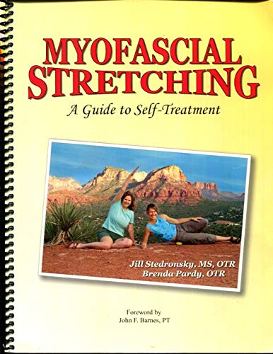 9781427602169: Myofascial Stretching: A Guide to Self-Treatment