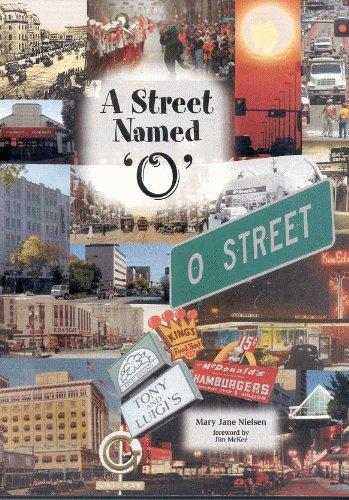 9781427611017: A Street Named 'O'