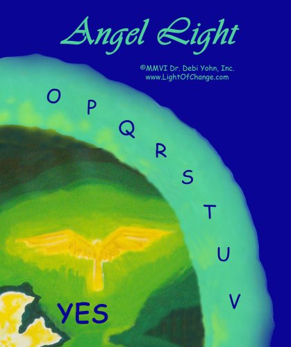 9781427614186: Angel Light : Communicate with Your Angels and Spirit Guides (book, and game Board)