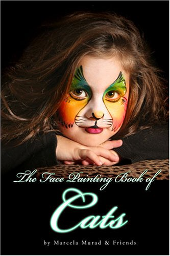 The Face Painting Book of Cats: Marcela Murad