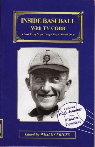 9781427617385: Inside Baseball With TY COBB