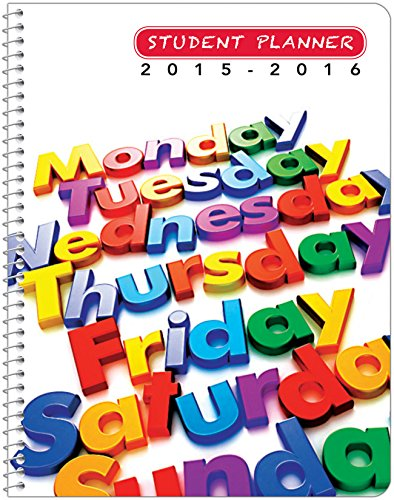 9781427618610: Elementary School Student Planner