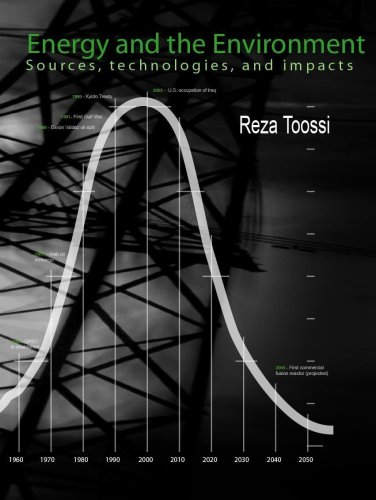 9781427618672: Energy and the Environment: Sources, technologies, and impacts (2007 Update)