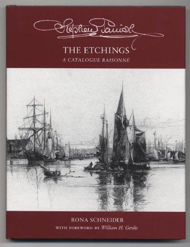 9781427621191: Stephen Parrish, the Etchings: A Catalogue Raisonne