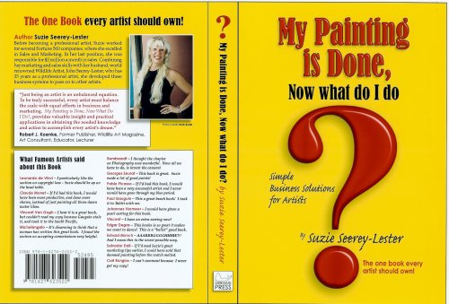 My Painting is Done, Now What Do I Do?: Suzie Seerey-Lester