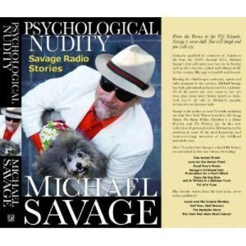 Psychological Nudity; Savage Radio Stories