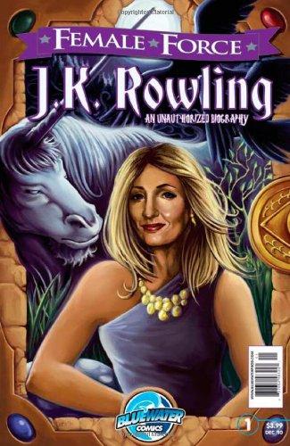 9781427642288: Female Force: J.K. Rowling