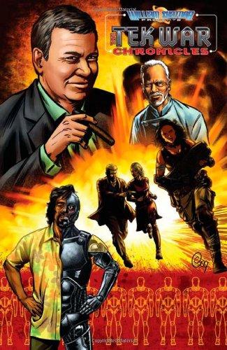 9781427642295: William Shatner Presents: Tek War Volume 1
