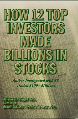 9781427644749: How 12 Top Investors Made Billions In Stocks
