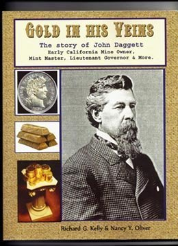 9781427645302: Gold in His Veins...the Story of John Daggett