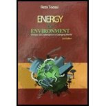 Energy & the Environment Choices & Challenges: Reza Toosi
