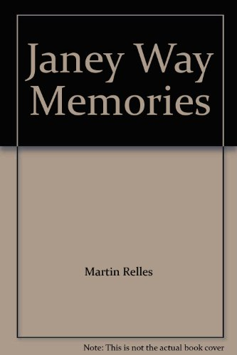 9781427653420: Janey Way Memories