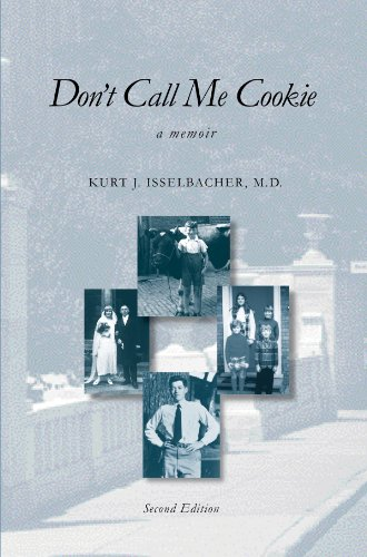 9781427695277: Don't Call Me Cookie, a memoir Second Edition