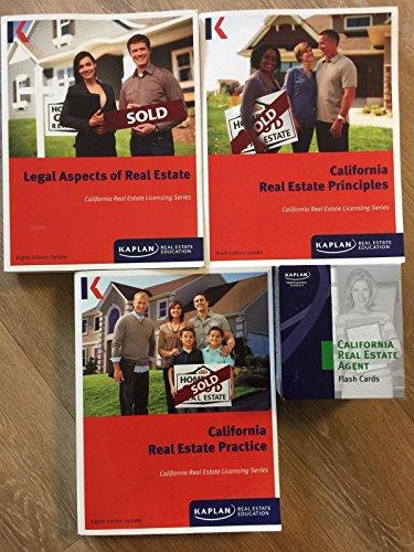 California Real Estate Exam Prep Home Study Course