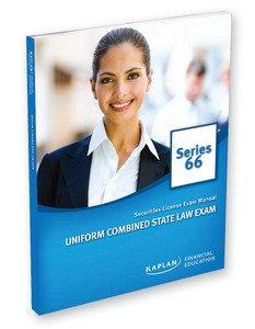 Kaplan Series 66 Securities License Exam Manual: Kaplan Financial Education
