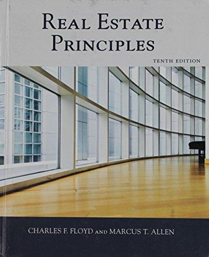 9781427724885: Real Estate Principles 1427724881 9781427724885