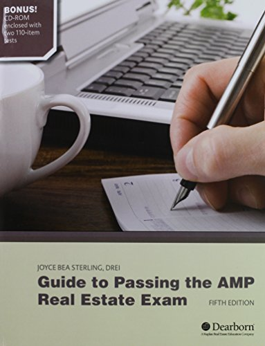 Guide to Passing the AMP Real Estate: Sterling, Joyce