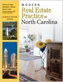 9781427727848: Modern Real Estate Practice in North Carolina - Seventh Updated Edition