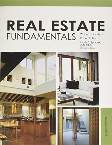9781427731449: Real Estate Fundamentals