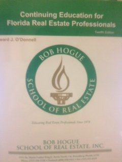 9781427734129: Continuing Education for Florida Real Estate Professionals