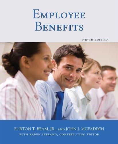 9781427735645: Employee Benefits