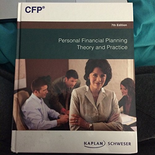 Personal Financial Planning: Theory and Practice, 7th Edition: Michael Dalton