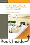 9781427744357: California Real Estate Finance, 8th Edition