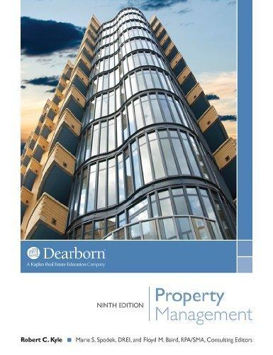 Property Management: Kyle, Robert C.