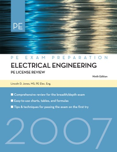 9781427751553: Electrical Engineering: License Review (Pe Exam Preparation)