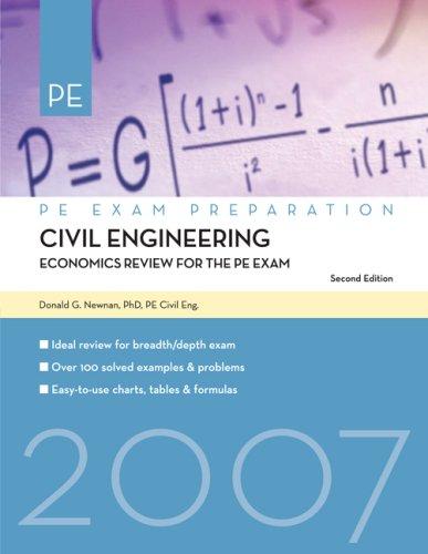 9781427751683: Civil Engineering: Economics Review
