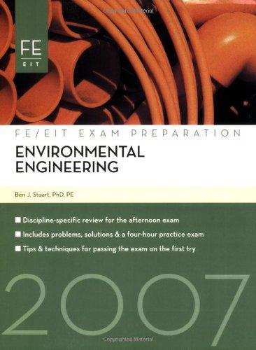 9781427751737: Environmental Engineering: FE Exam