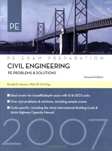 9781427751751: Civil Engineering: Problems & Solutions