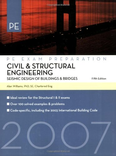 9781427751805: Civil and Structural Engineering: Seismic Design of Buildings and Bridges