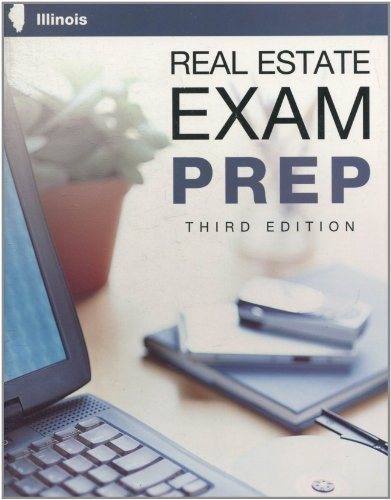 9781427754387: Illinois Real Estate Exam Prep, 3rd Edition