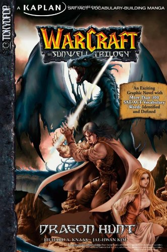 9781427754950: Dragon Hunt: v. 1 (Kaplan SAT/ACT Vocabulary-Building Manga)