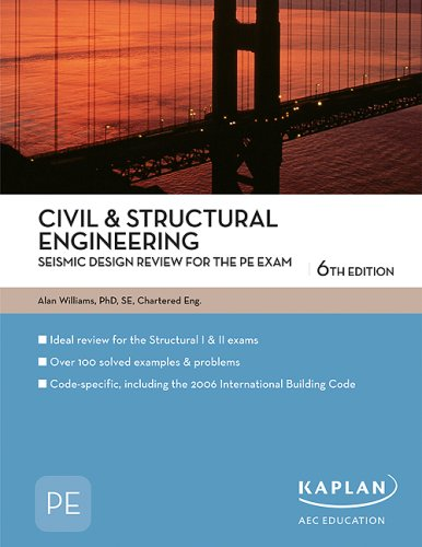 9781427761255: Civil & Structural Engineering Seismic Design Review for the PE Exam (PE Exam Preparation)