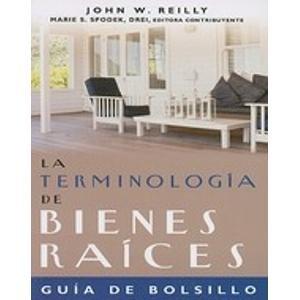 9781427763259: La Terminologia de Bienes Raices: Guia de Bolsillo