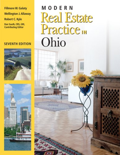 9781427767233: Modern Real Estate Practice in Ohio