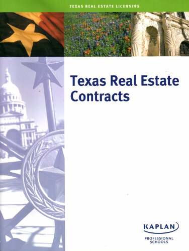 9781427768377: Texas Real Estate Contracts 5E