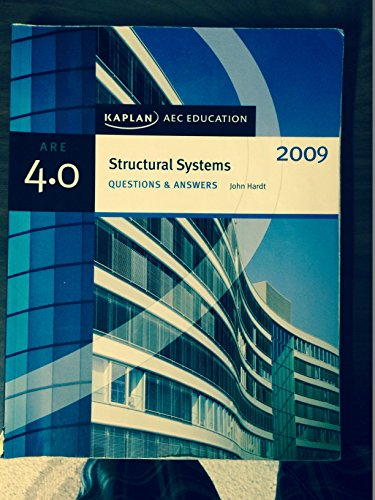9781427770349: Structural Systems Question & Answer 2009