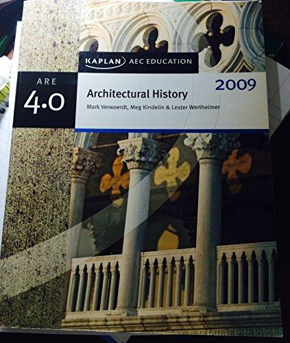 9781427778246: Architecture History 2009